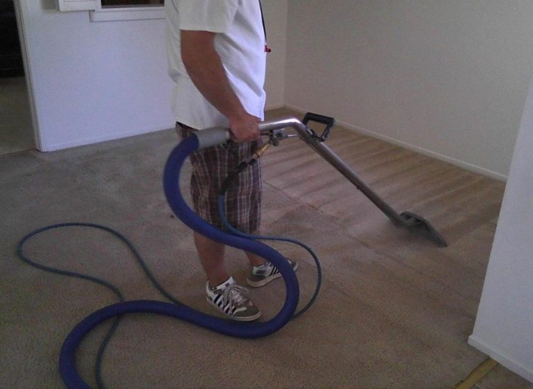 clean carpet during winters